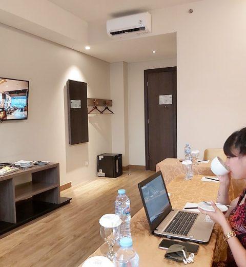 Grand Hyatt Bali Hotel Pertama di Indonesia Hadirkan Studio Meeting Hybrid Terintegrasi