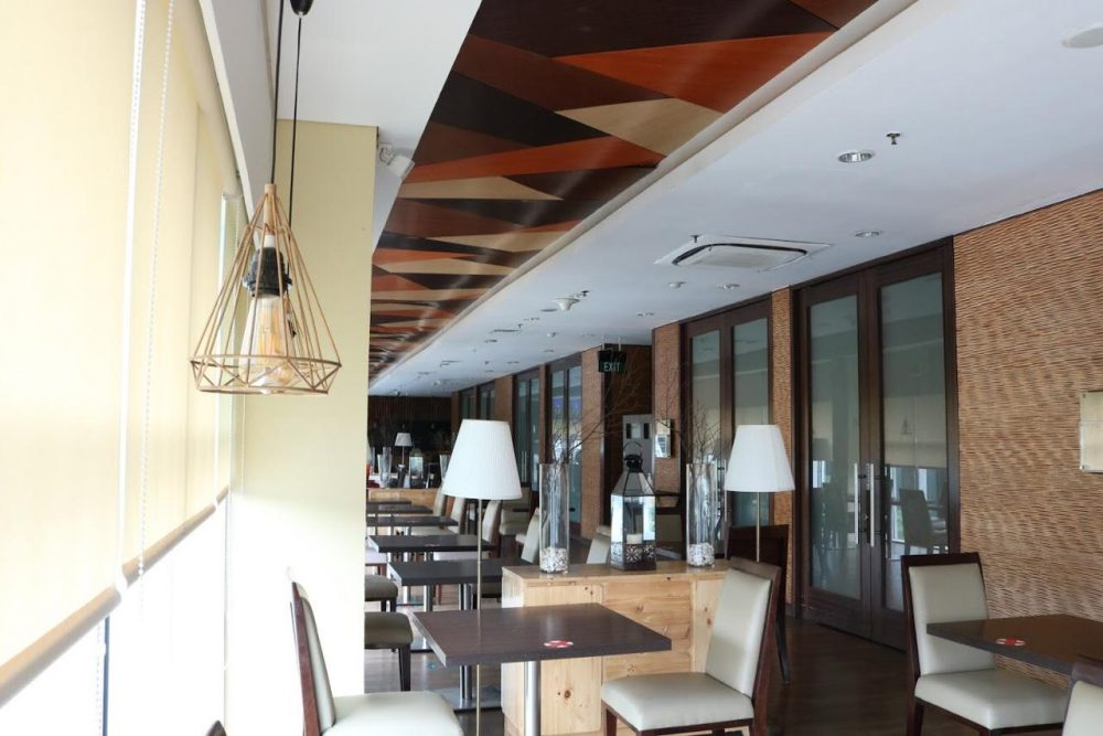 Oriental Buffet Sepuasnya di Hotel Santika BSD Teraskota