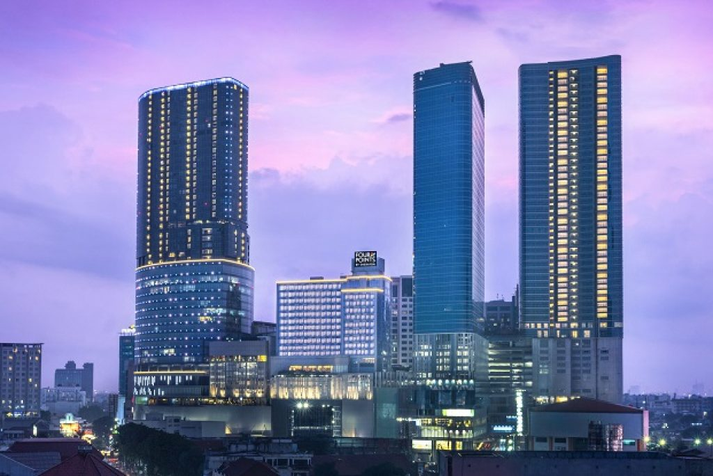 Kabar baik, Four Points by Sheraton Surabaya kini Kembali Buka