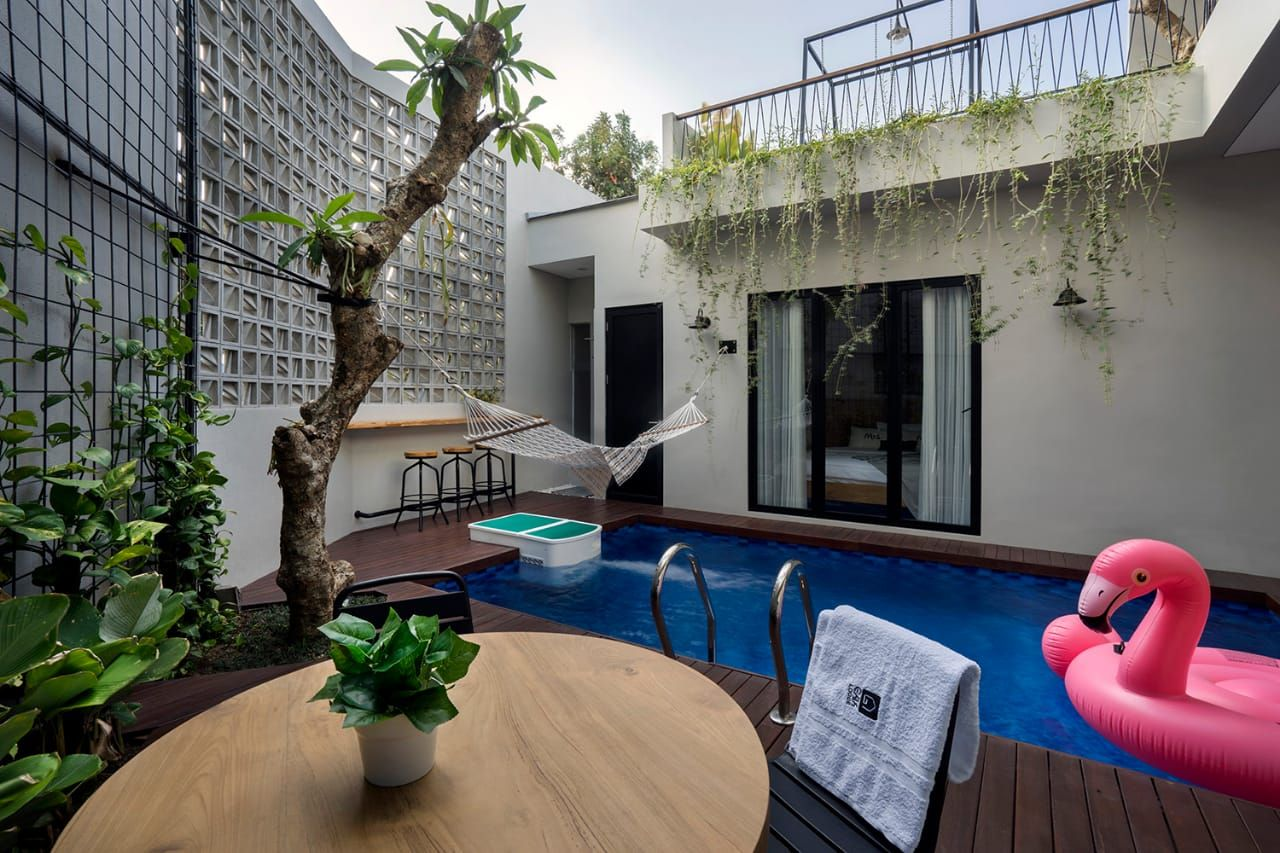 8 Villa keluarga di Malang & Batu dengan kolam renang pribadi mulai 180 ribu/orang!