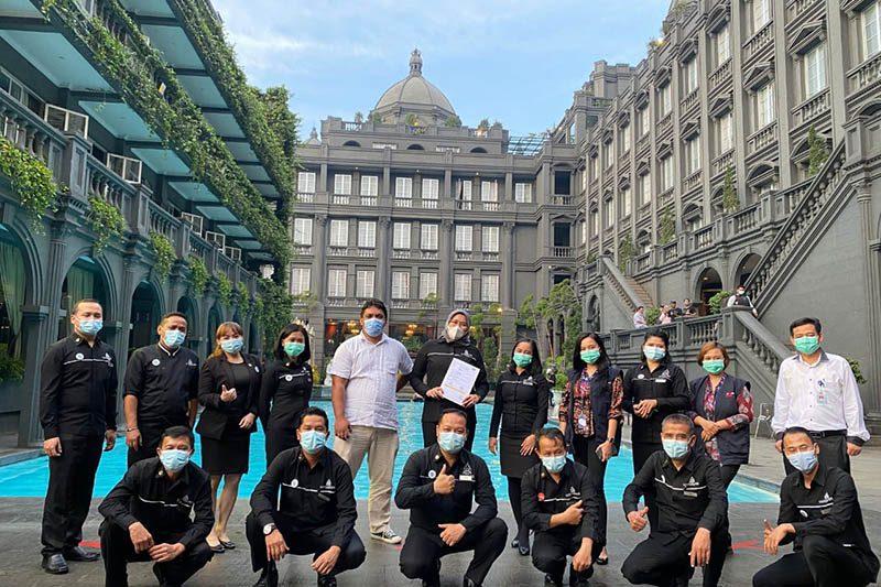 Selamat! G.H. Universal Hotel Bandung Lulus Sertifikasi CHSE