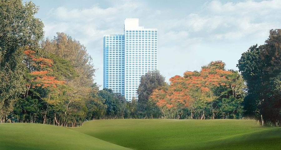 Hotel Mulia Senayan, Jakarta
