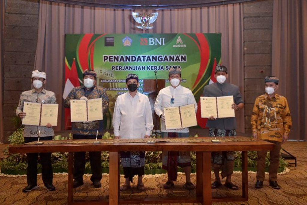 Kolaborasi Kementerian Perdagangan dan Accor Group Kembangkan UMKM Bangkit