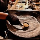 Bagikan 534 Nasi Kotak, ASTON Inn & Gresmall Rayakan HUT Gresik