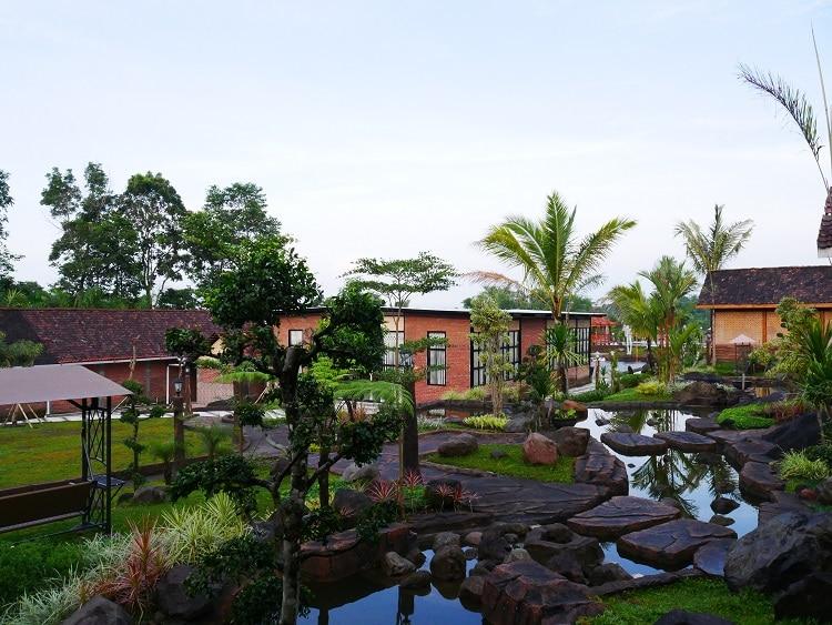 D'Kaliurang Resort & Convention