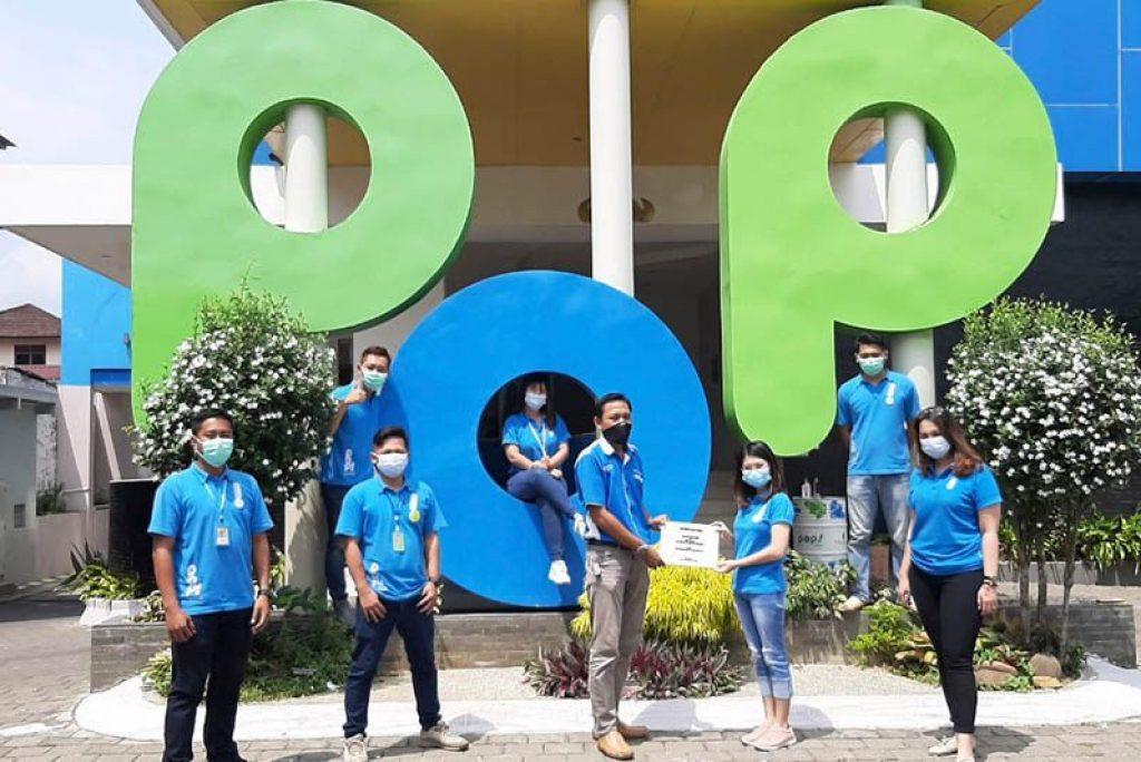 Selamat, Seluruh POP! Hotels Indonesia Raih Sertifikasi CHSE