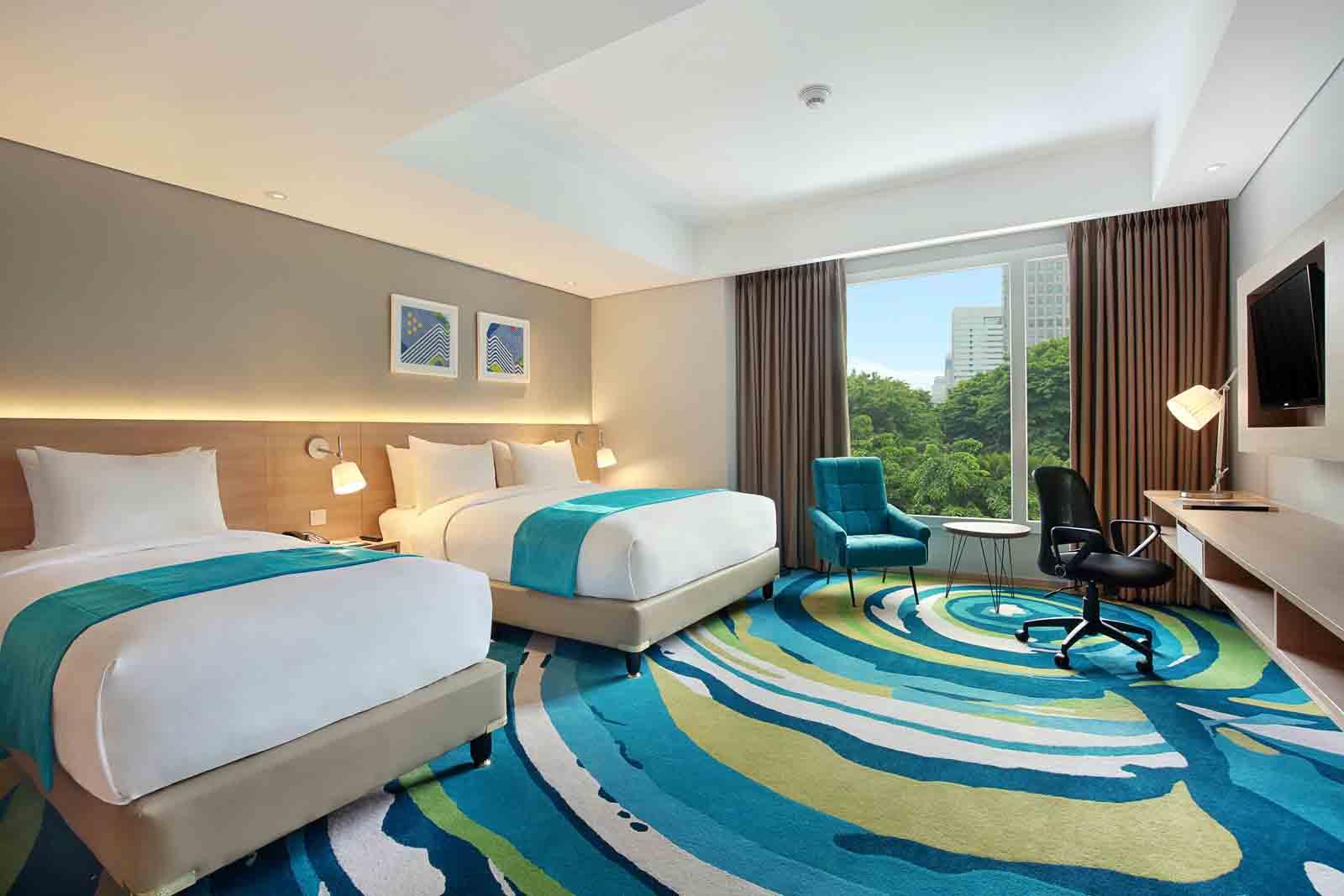 Holiday Inn Express Jakarta Wahid Hasyim