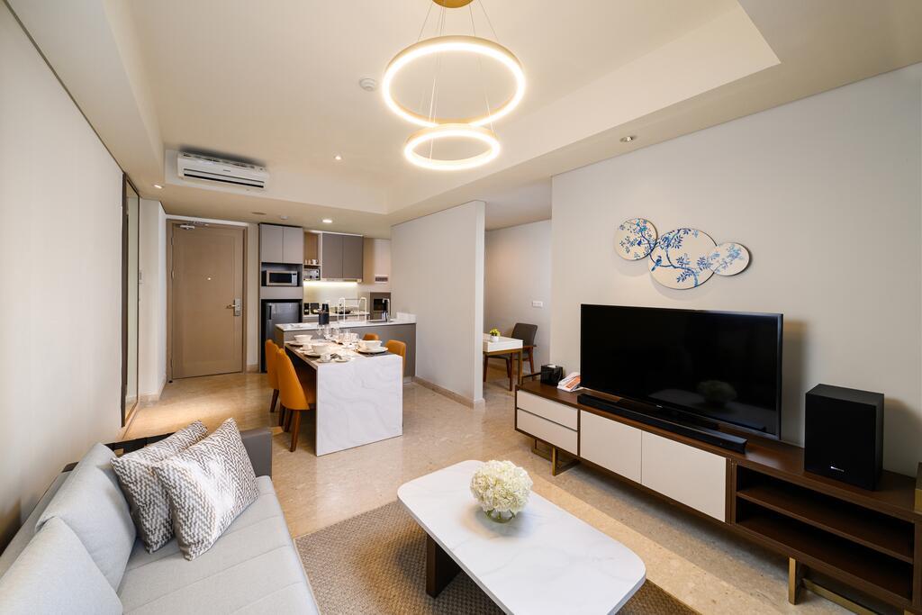 Oakwood Apartments PIK Jakarta