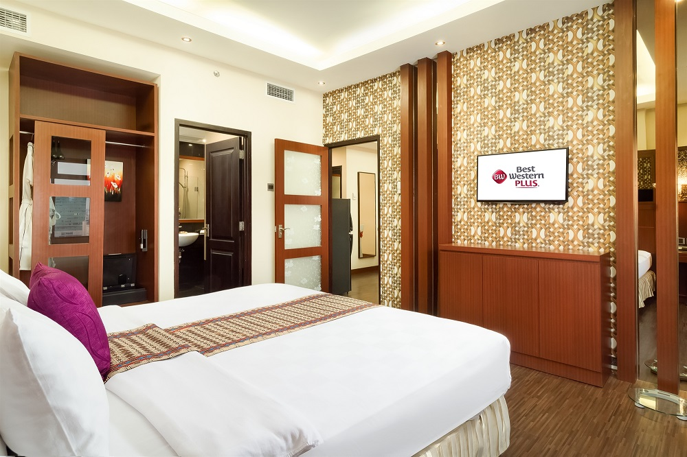 Hotel Best Western Plus Makassar Beach