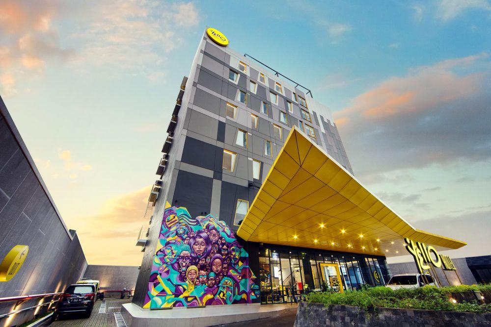 TAUZIA Berlakukan Flash Sale 40% di 60 Jaringan Hotel di Indonesia