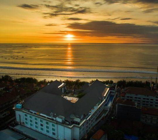 The Kuta Beach Heritage Hotel – Managed by Accor
