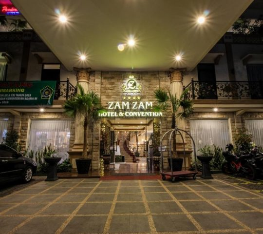 Zamzam Hotel and Resort