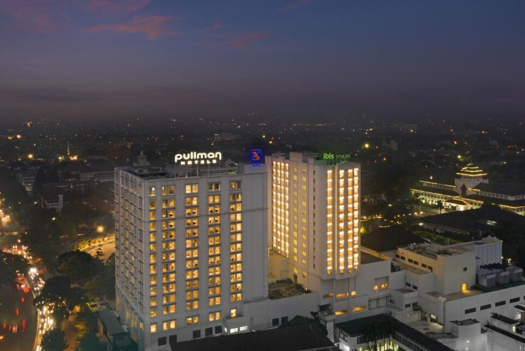 Accor Group Buka dua brand hotel sekaligus di Grand Central di Bandung