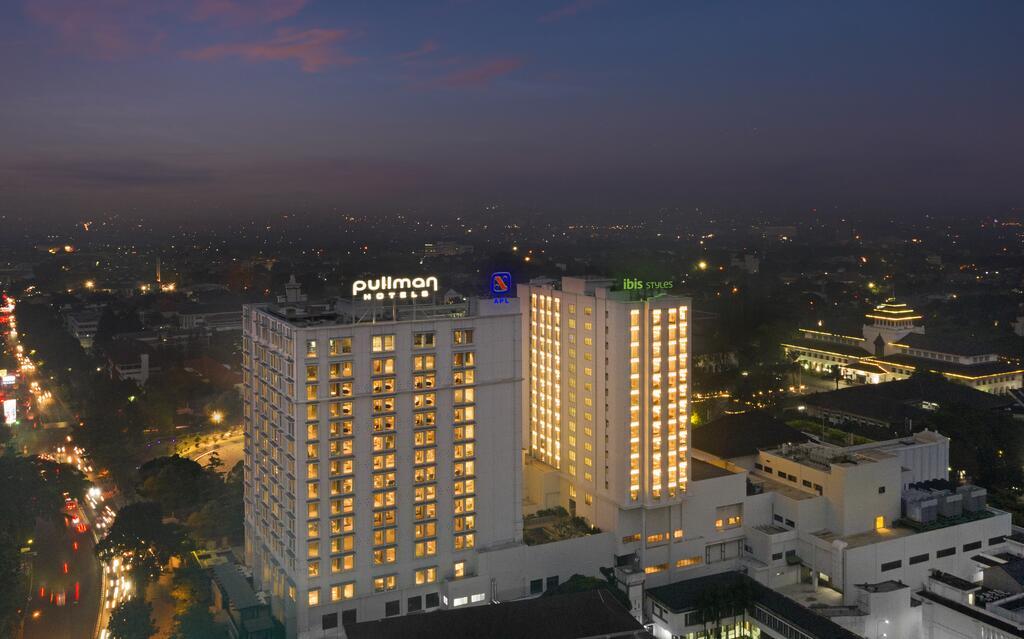 Accor Group Buka dua brand hotel sekaligus di Grand Central di Bandung