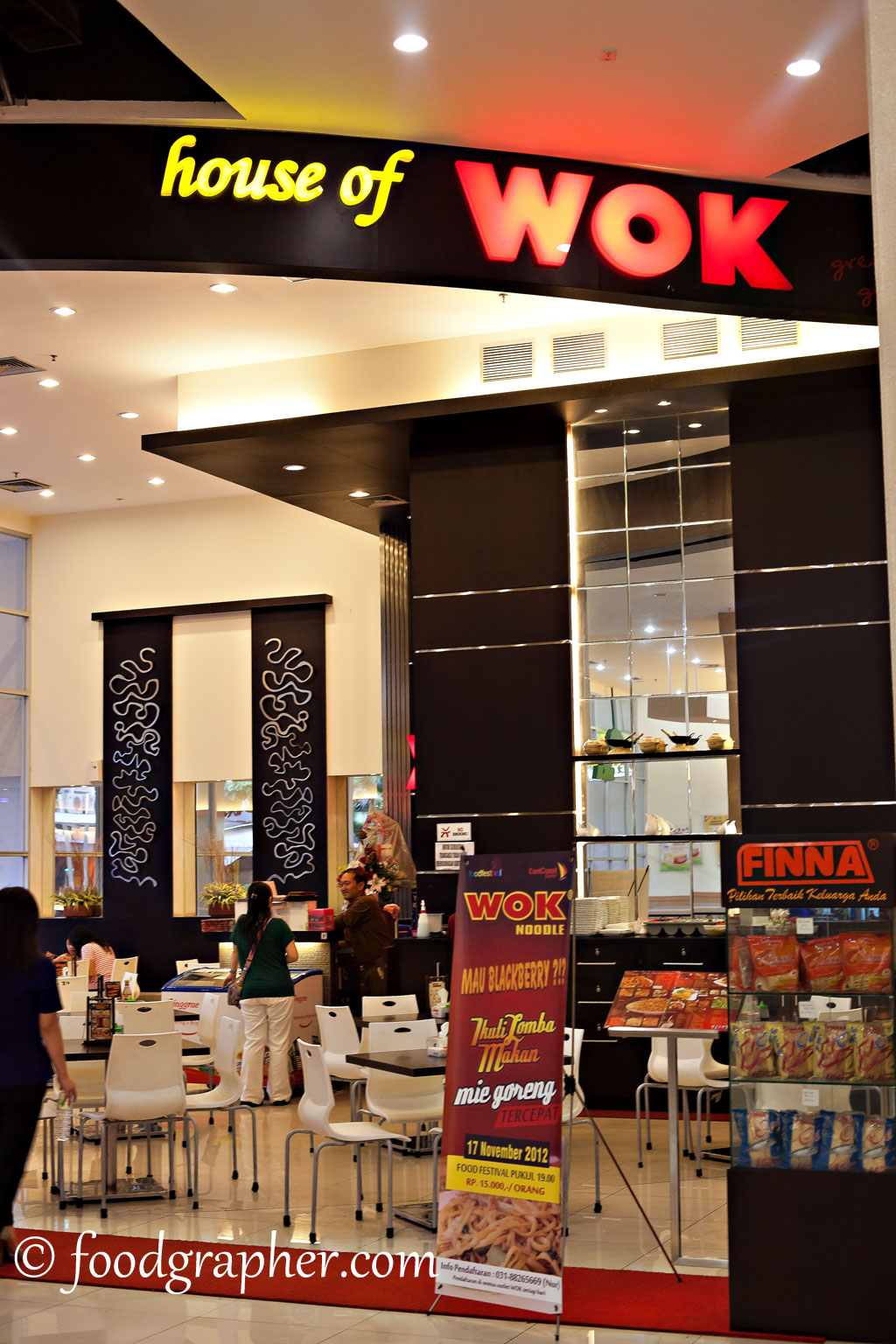 house of wok