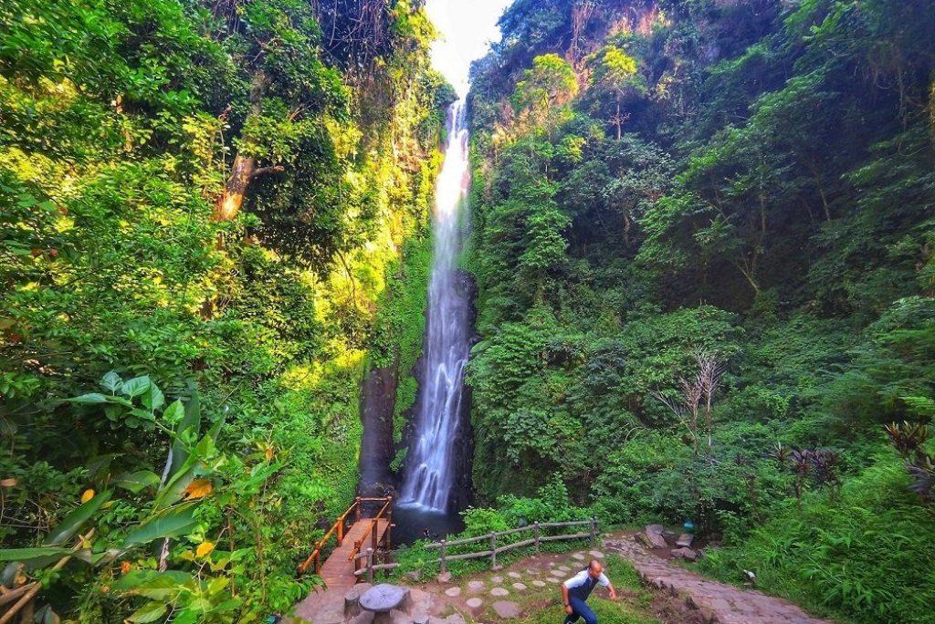 Air Terjun Menawan, Jawa Timur Punya!