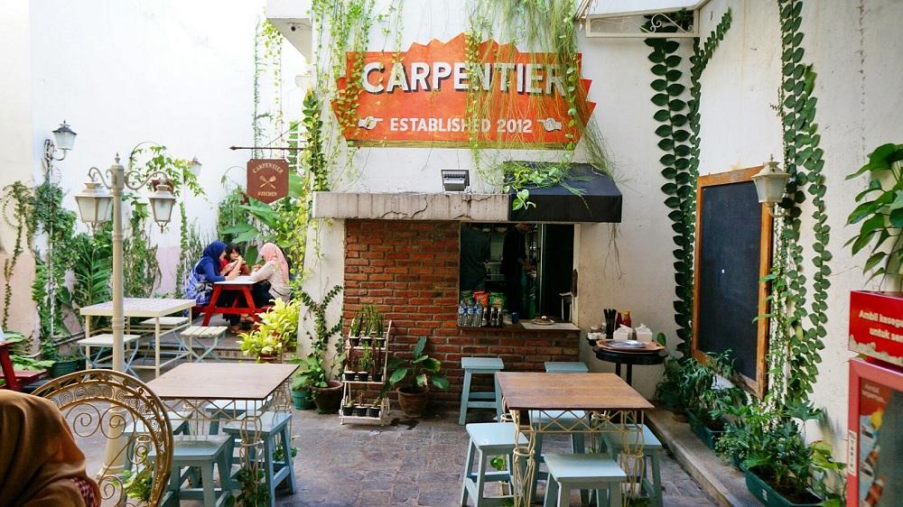 Carpentier Kitchen