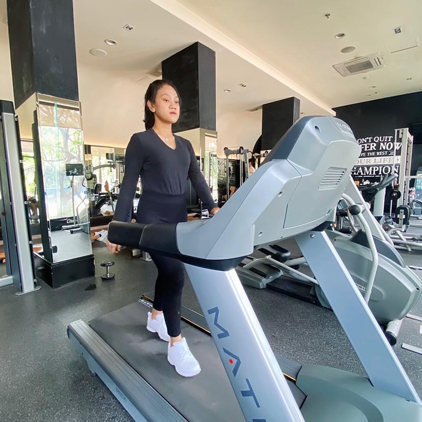 Fasilitas Gym Java Paragon Surabaya