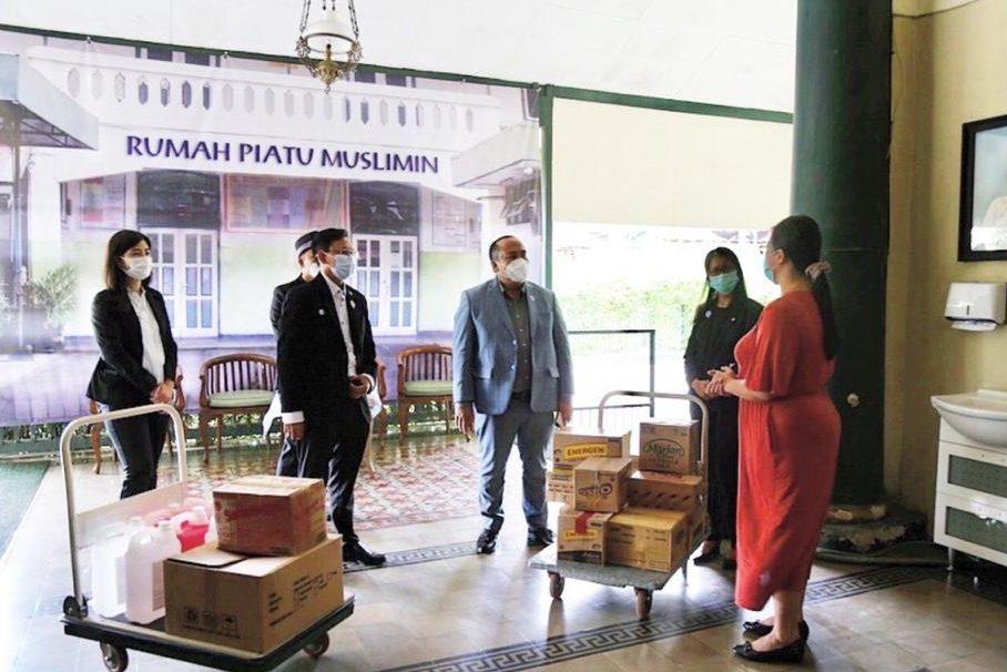 GRAND MERCURE JAKARTA KEMAYORAN _ CSR_2