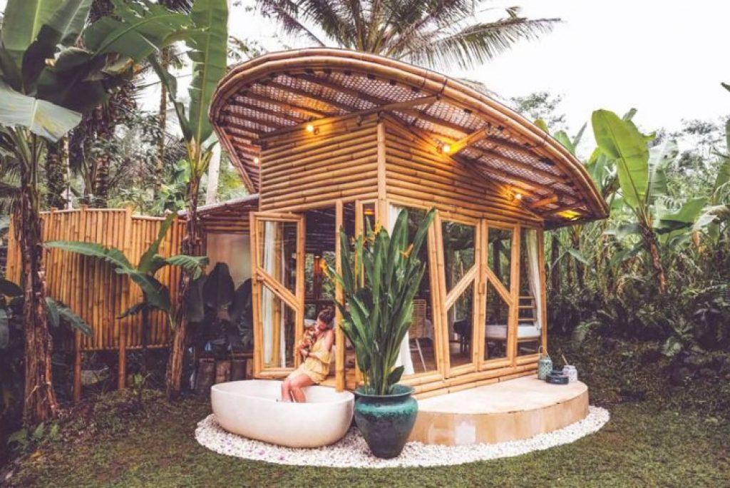 Super Keren! 7 Hotel dari Bambu yang Instagramable di Bali