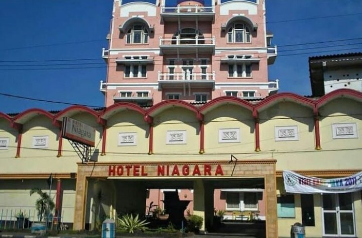 Merinding! Misteri 'Horror' Hotel Niagara Kota Malang
