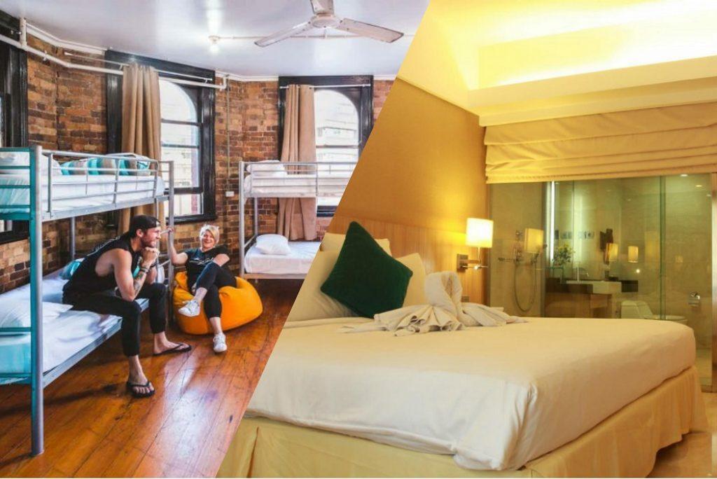 Apa Sih Bedanya Hotel dengan Hostel?