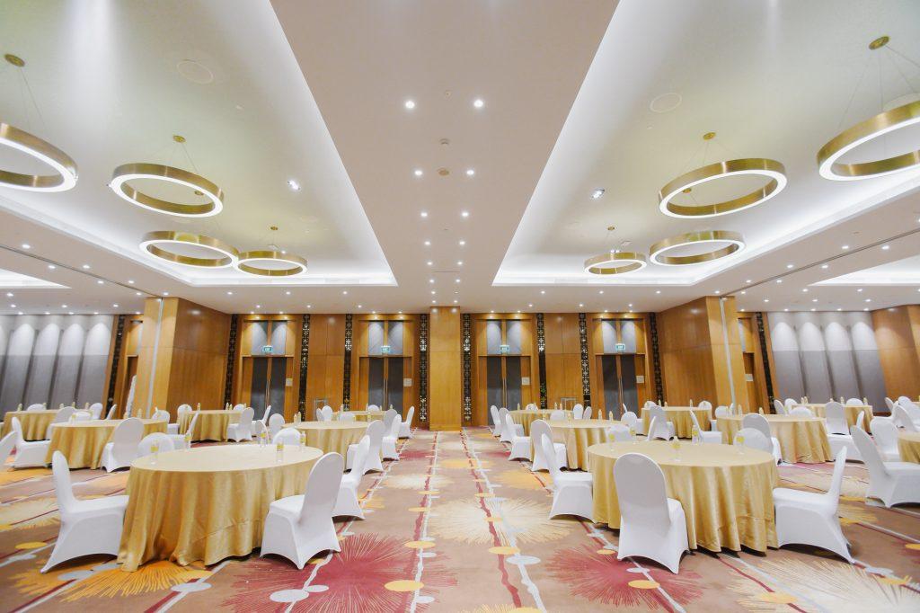 Harmony Ballroom at Holiday Inn & Suites Jakarta Gajah Mada 1