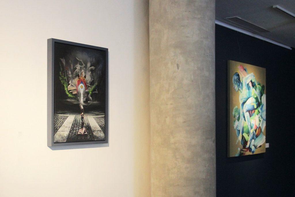 'The Milestone' Persembahan ARTOTEL Artspace dan LABX Galeri