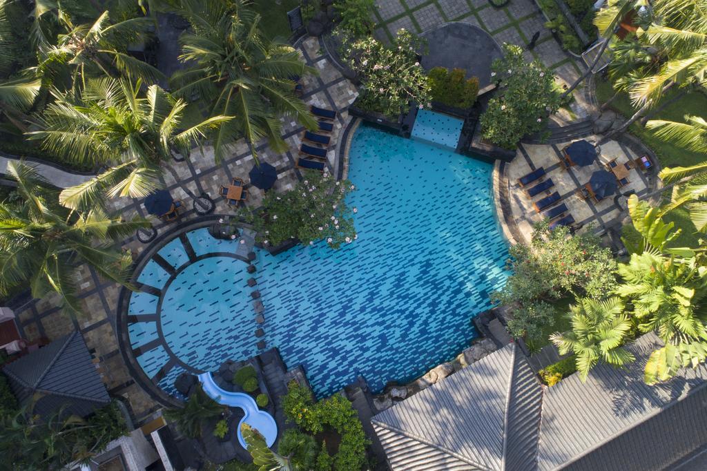 Intip Yuk, Hotel di Jogja Rasa Hawaii