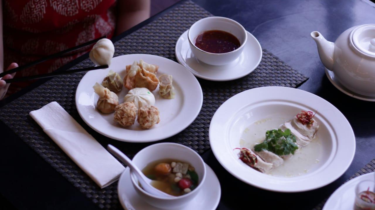 Hidangan Kampoeng Pecinan Suroboyo