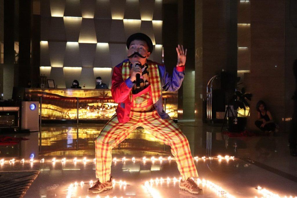 Hotel GranDhika Iskandarsyah dukung Earth Hour dengan Teater Musikal