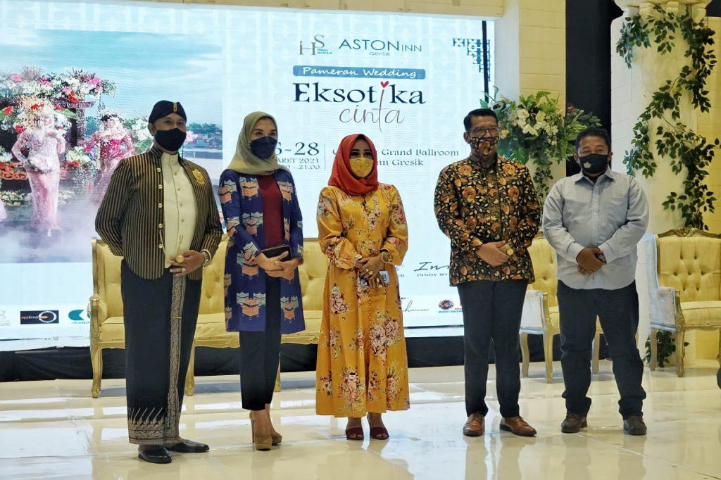 Opening Ceremony Wedding Fair Eksotika Cinta
