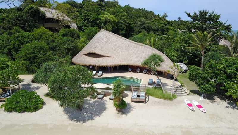 Resor Pulau Cempedak