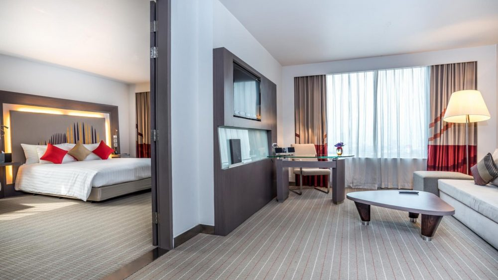 Suite room novotel Bangkok