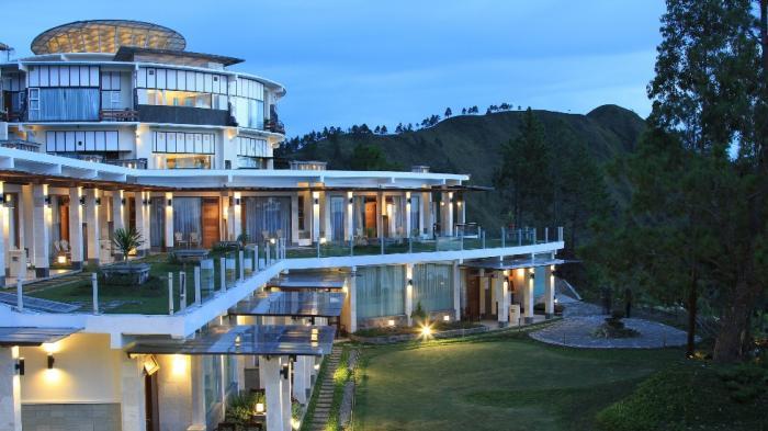 Taman Simalem Resort, Sumatera Utara