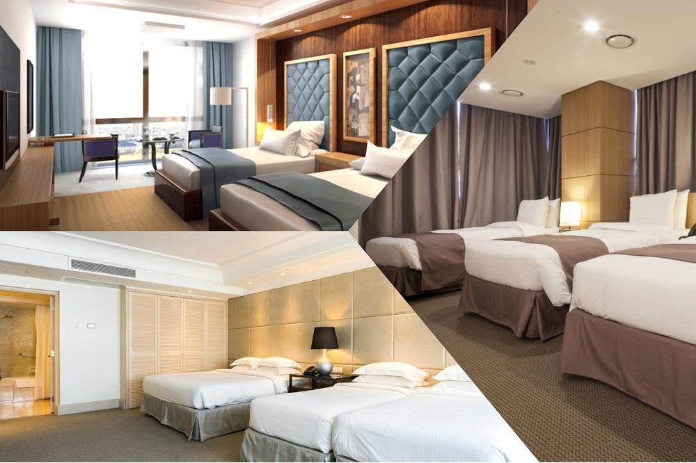 Yuk, Cari Tahu Tipe Tempat Tidur di Kamar Hotel