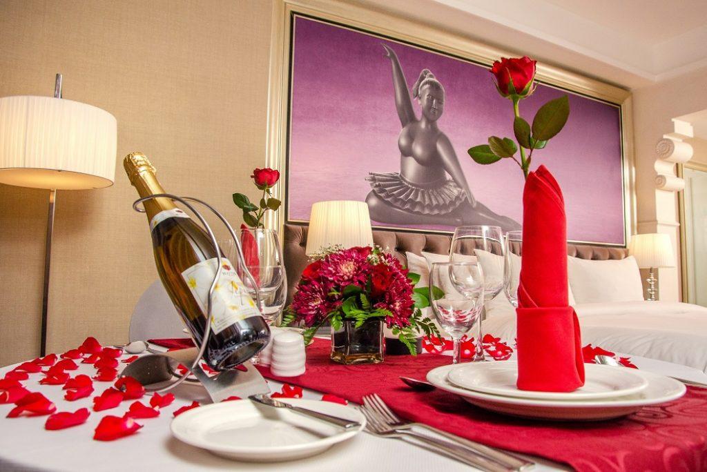 Dinner Imlek dan Valentine Special di Hotel Ciputra World Surabaya