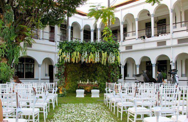 Venue Pernikahan Outdoor Di Surabaya, Kalian Pilih Yang Mana Nih?
