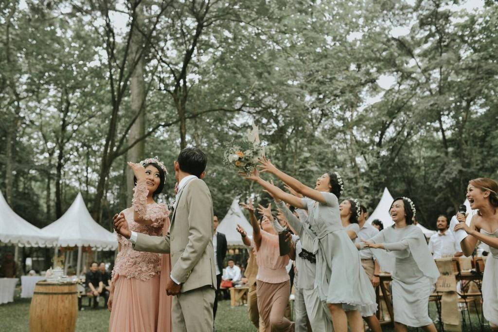 Wedding at Kebun Raya Purwodadi
