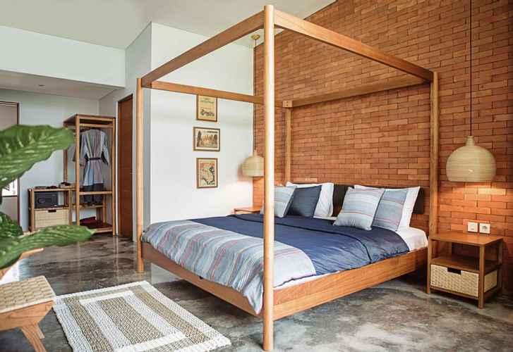 Master Bedroom Yats Cocoon, Yogyakarta