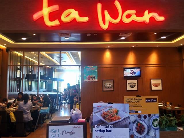 Ta Wan Tunjangan Plaza