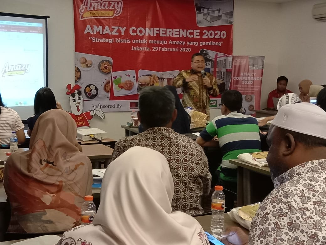 Amazy Family Resto Surabaya
