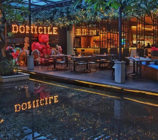 Domicile Kitchen And Lounge