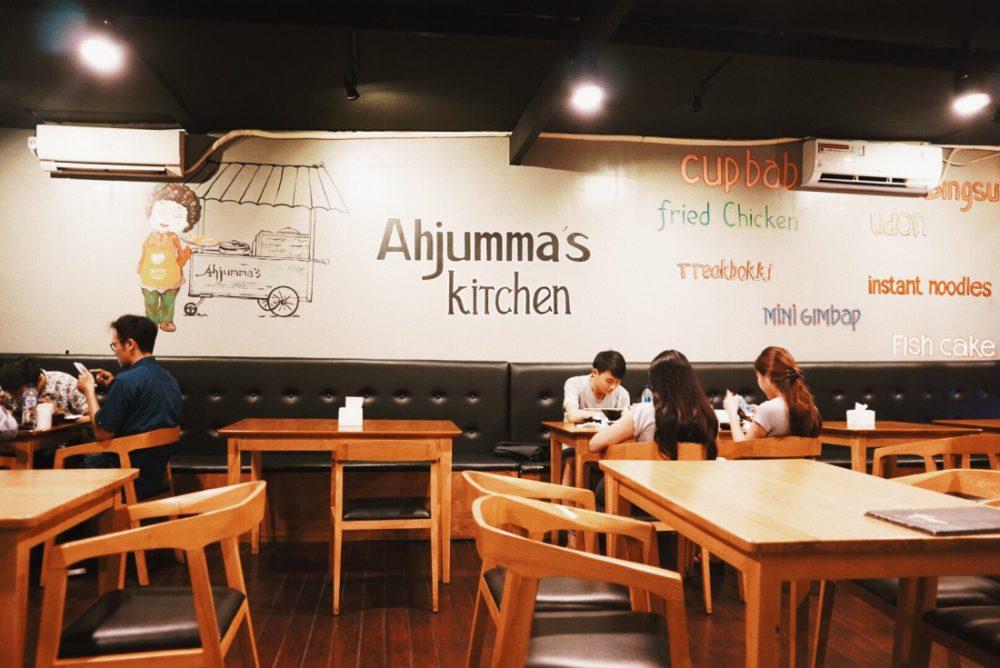Ahjumma Kitchen