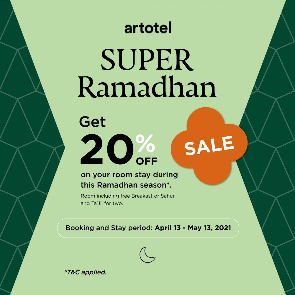 Artotel Super Ramadhan Sale