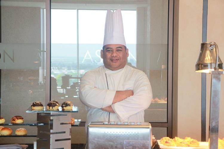 Executive Chef - Danang Lukita