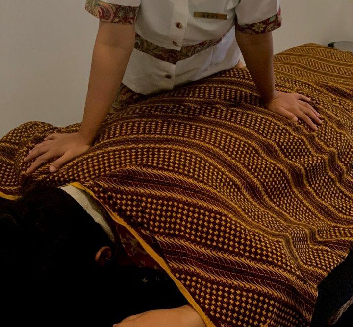 Focus massage DAUNI SPA ASTON INN GRESIK