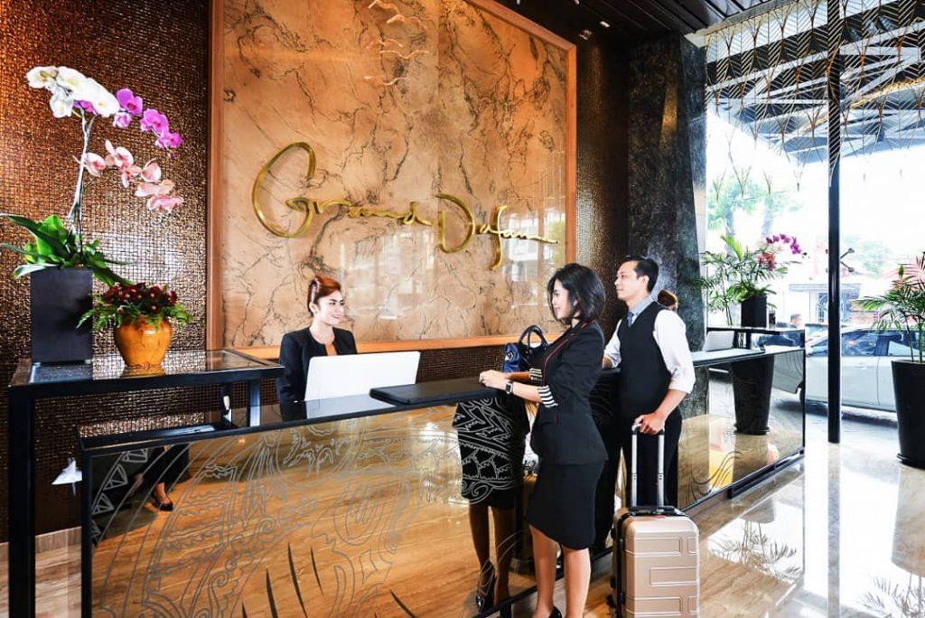 Megahnya Hotel Bintang 4, Grand Dafam Signature Surabaya