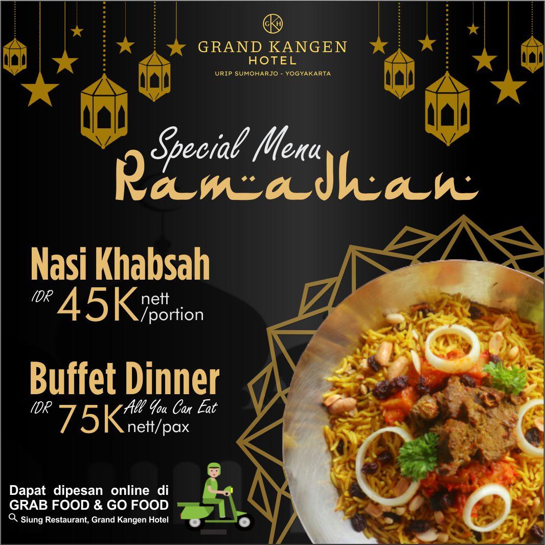 Grand Kangen Hotel Urip Sumoharjo Yogyakarta
