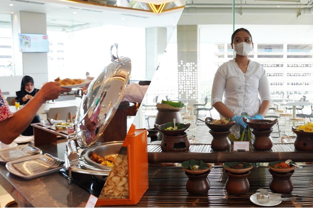 Cita Nusantara, Menu Buka Puasa HARRIS Hotel Bundaran Satelit Surabaya